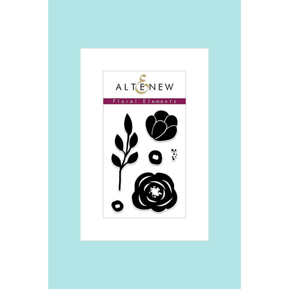 Altenew - Floral Elements Stamp
