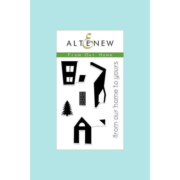 Altenew - From Our Home Stamp