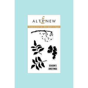 Altenew - Season's Greetings Stamp and Die