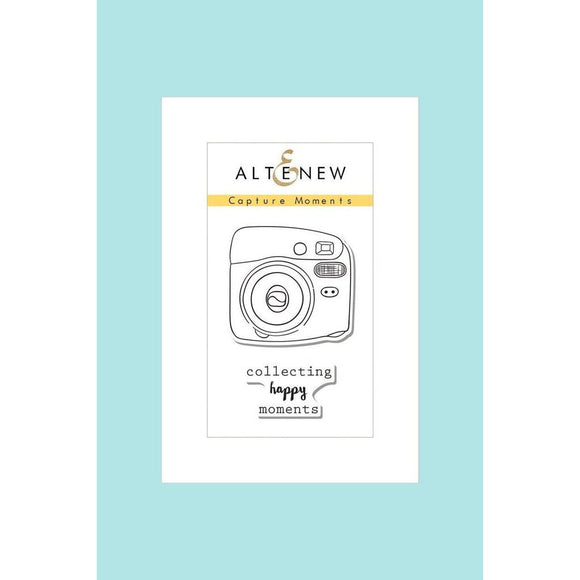 Altenew Mini Capture Moments Stamp