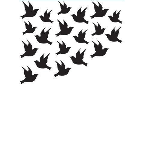 Darice® - Embossing Folder - Birds