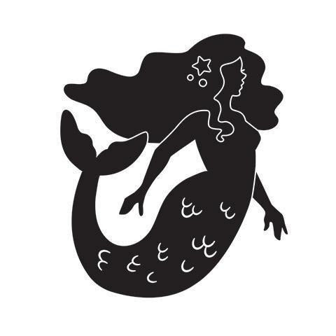 Darice® Embossing Folder - Mermaid