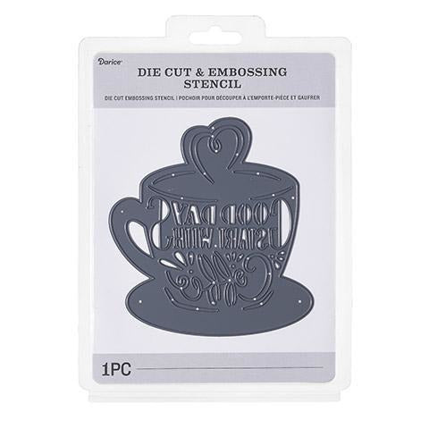 Darice® - Craft Cutting Dies: Good Days Coffee