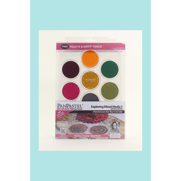 PanPastel Hanging Kits - Exploring Mixed Media 2