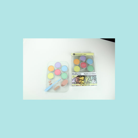PanPastel Hanging Kits - Painting Pearlescent