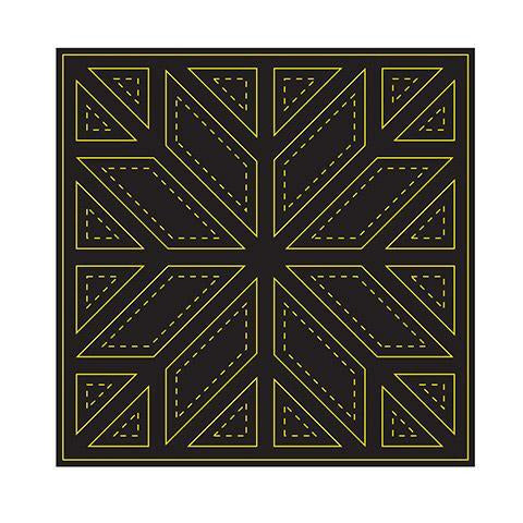 Darice® - Craft Dies: Quilt Pattern