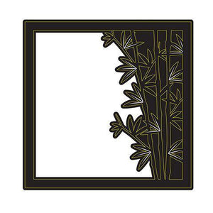 Darice® - Craft Dies: Bamboo Side Border Frame Set