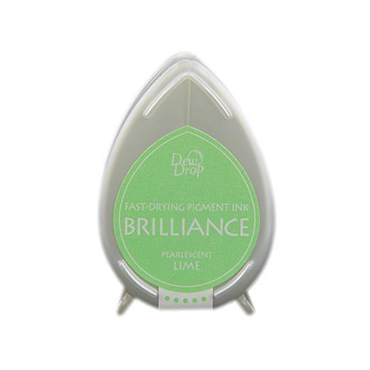 Brilliance Dew Drop Pigment Ink Pad - Tsukineko