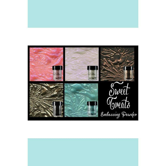 Lindy's Gang Sweet Treats Embossing Powder Range