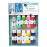 American Crafts - Color Pour Pre-Mixed Starter Kit