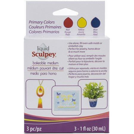 Sculpey® - Liquid Sculpey® Bakeable Medium – Primary