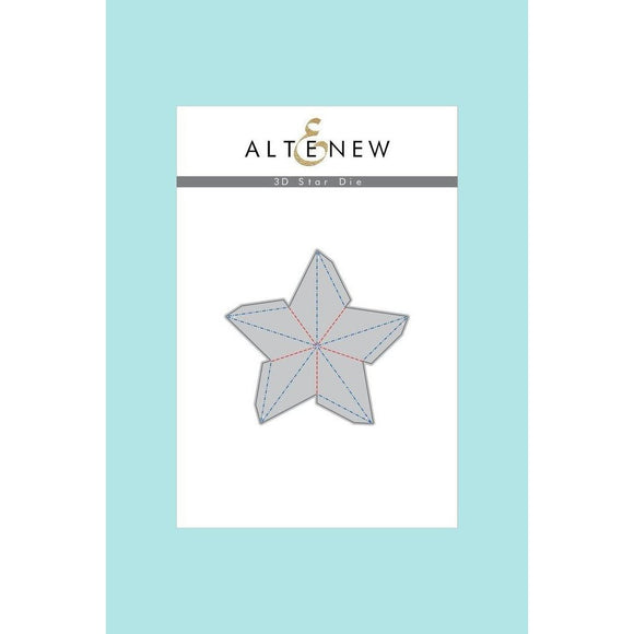 Altenew 3D Star Die