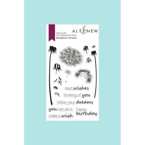 Altenew - Dandelion Wishes Stamp and Die