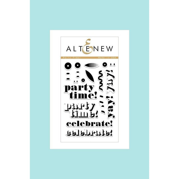 Altenew Party Time! Stamp