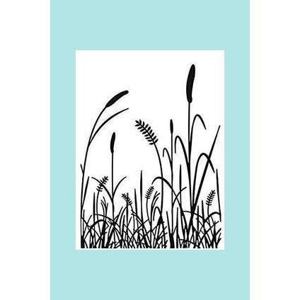Darice® Embossing Folder - Grass