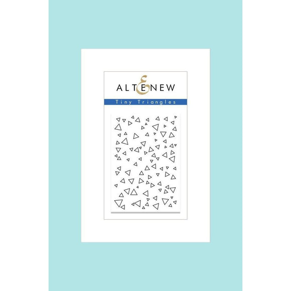 Altenew Stamp Tiny Triangles