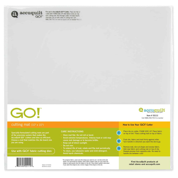 Accuquilt - GO! Cutting Mat - 10