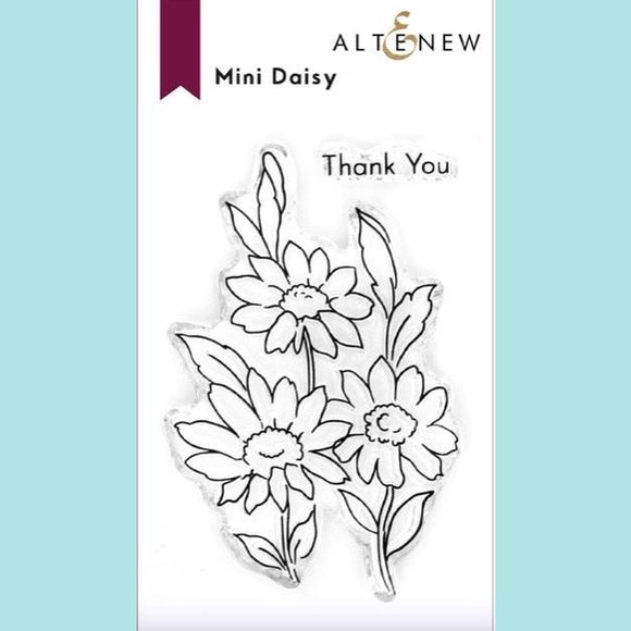 Altenew - Mini Daisy Stamp Set