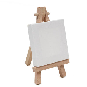Renoir - Mini Easels 12cm Clear Varnish