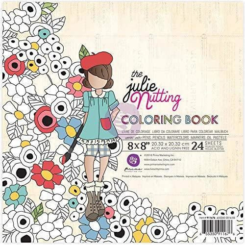 The Julie Nutting Coloring Book