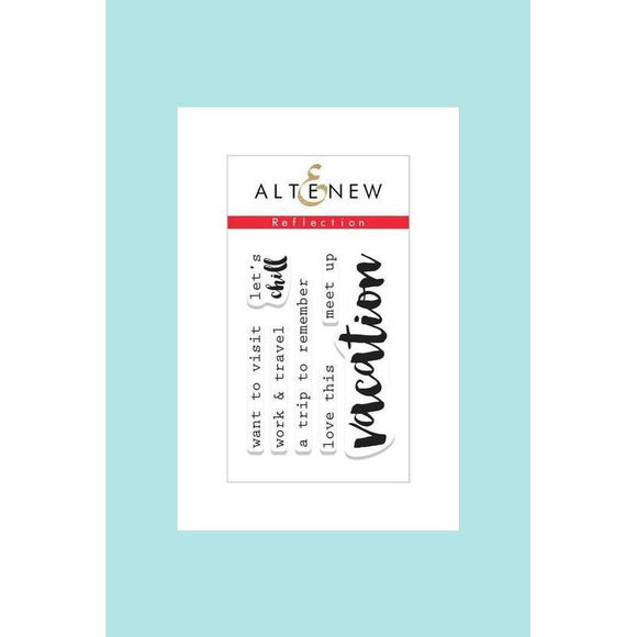 Altenew - Reflection Collection Mini Stamp