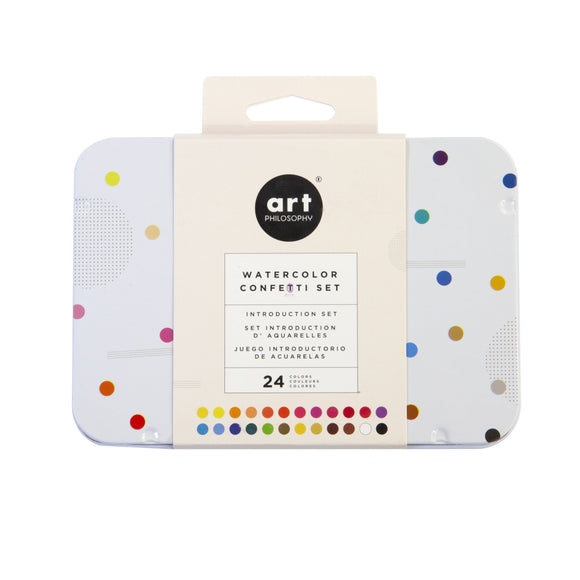 Prima Marketing - Watercolor Confections - Confetti