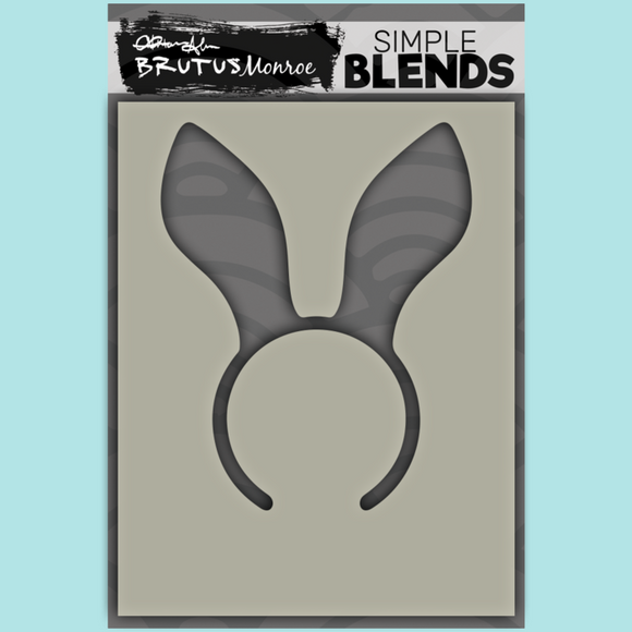 Brutus Monroe - Simple Blend - Bunny Ears Stencil