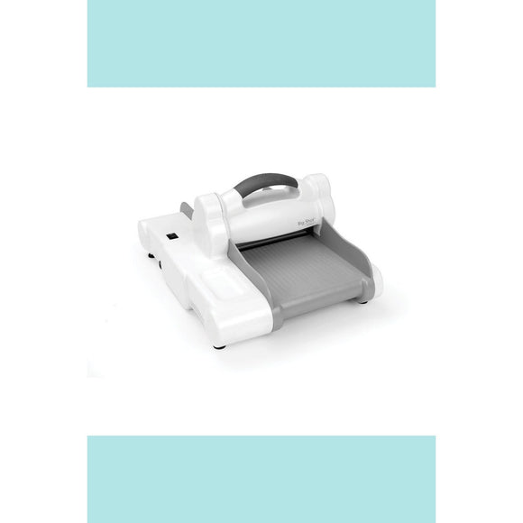 Sizzix Big Shot Express Machine Only (White & Gray)