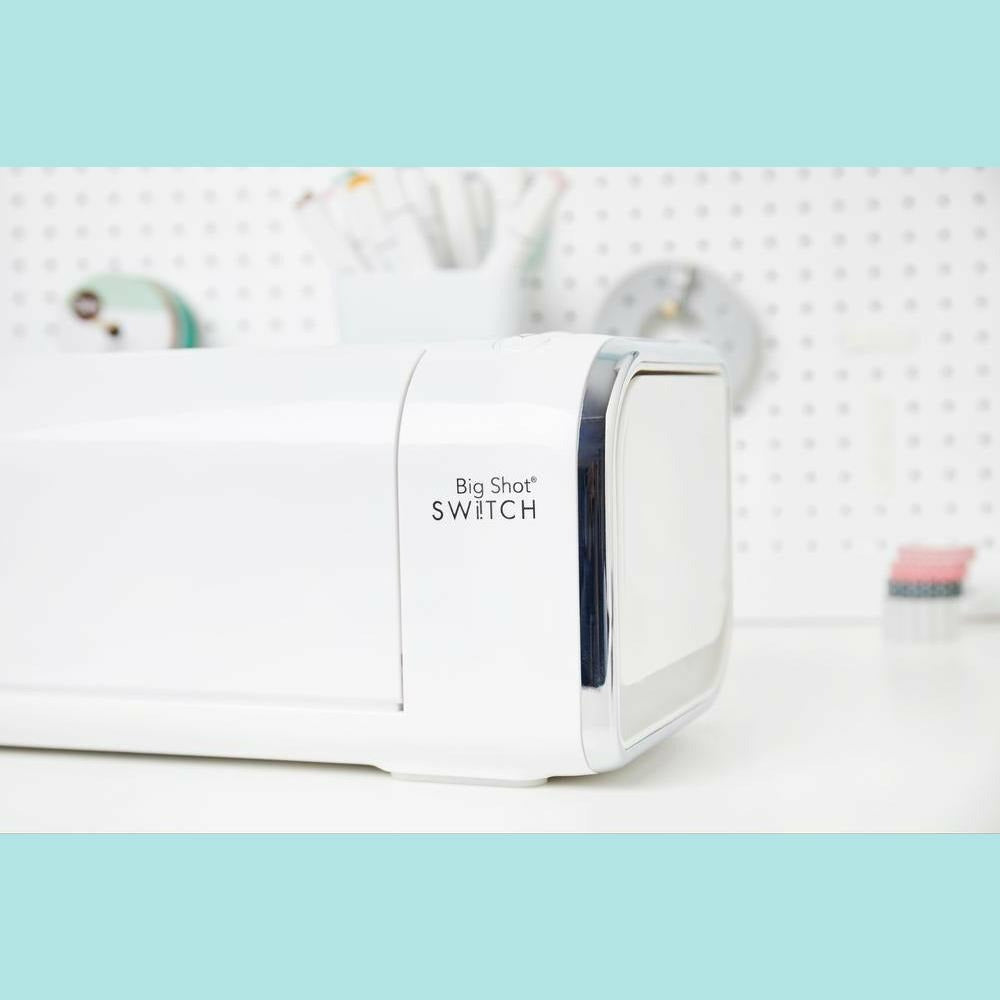 Sizzix® Big Shot® Switch Plus Machine (AU Version) AVAILABLE Q3/2021