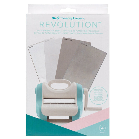 We R Memory Keepers - Revolution Platform Set