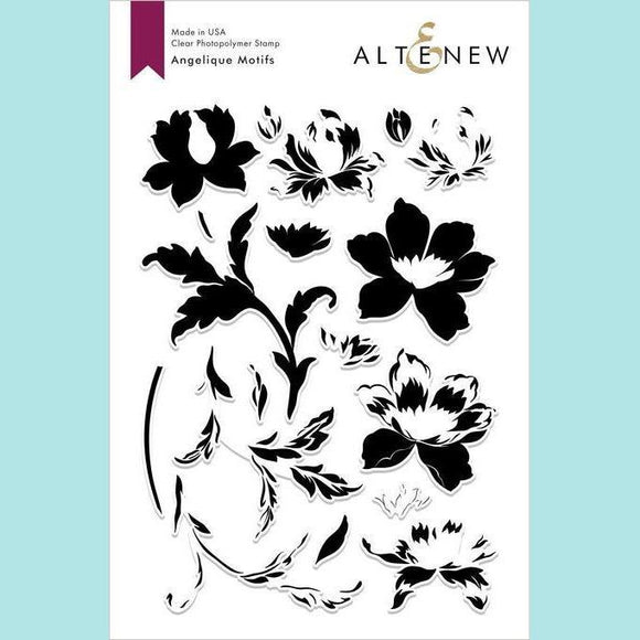 Altenew - Angelique Motifs Stamp and Die