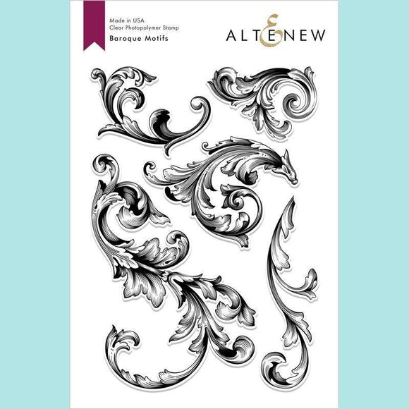 Altenew - Baroque Motifs Stamp and Die