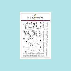Altenew Best Botanical You Stamp & Die Sets