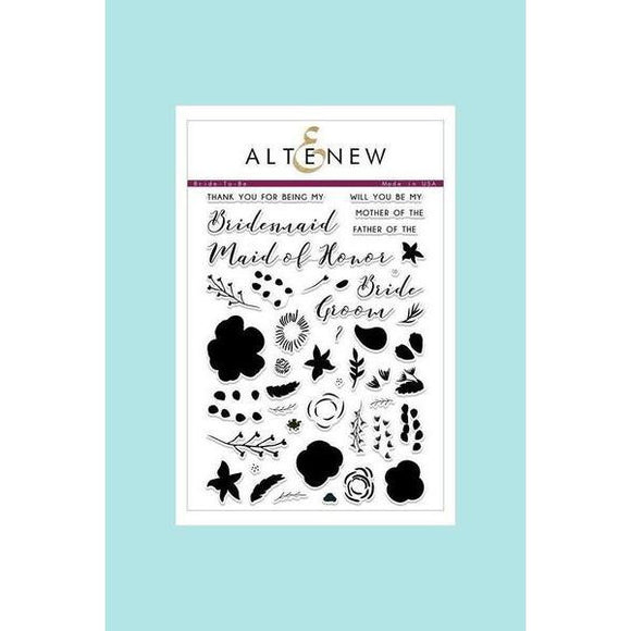 Altenew Bride-To-Be Stamp & Die Sets
