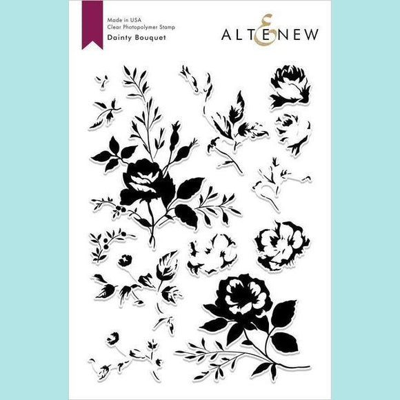 Altenew - Dainty Bouquet Stamp and Die
