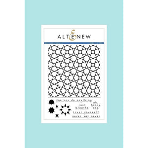 Altenew Moroccan Mosaic Stamp Set