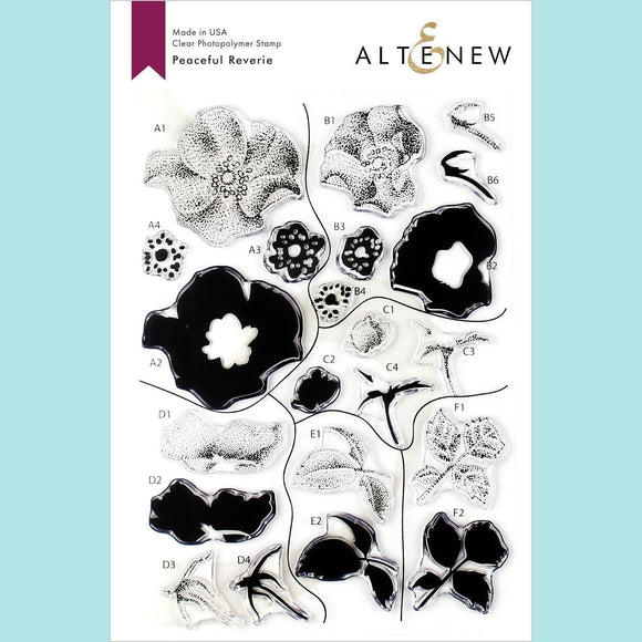 Altenew - Peaceful Reverie Stamp