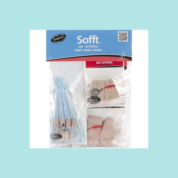 PanPastel - Soft Tools Set - 44 Tools