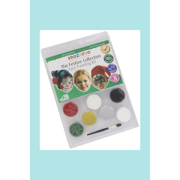 Snazaroo Face Painting Kit - The Festive Collection