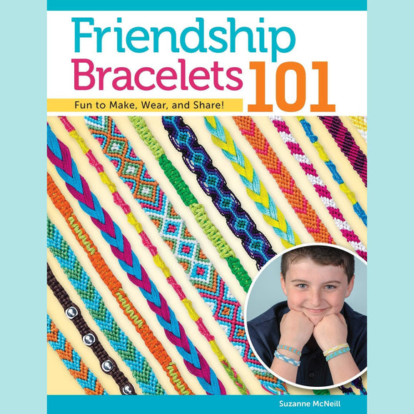 Friendship Bracelets 101: Fun to Make, Wear, and Share!