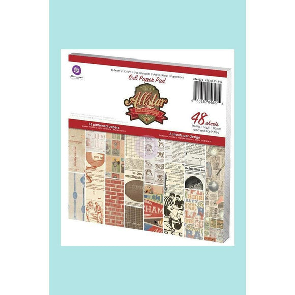 Prima Marketing Paper Pad Allstar