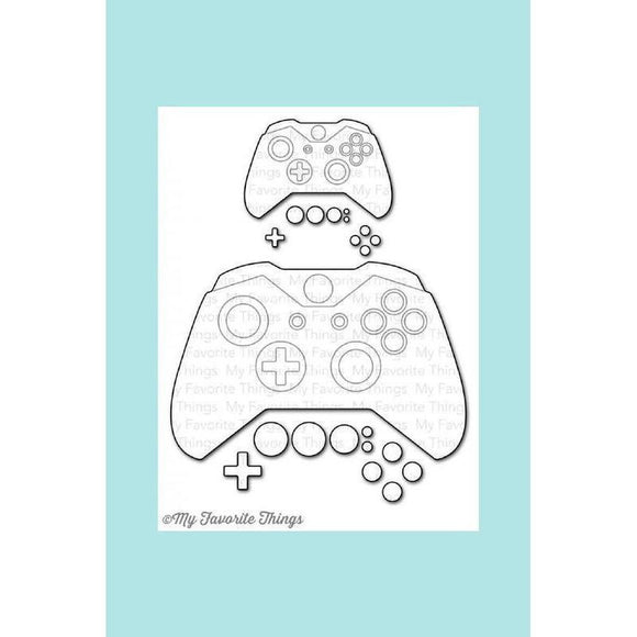 MFT - My Favourite Things - Game Controller Die