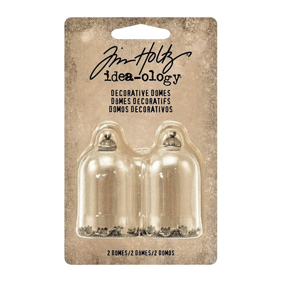 Tim Holtz - Decorative Domes