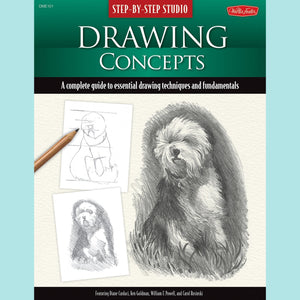 Step-by-Step Studio: Drawing Concepts