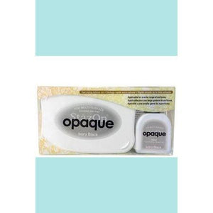 StazOn Opaque Ink-pad and Inker Kits