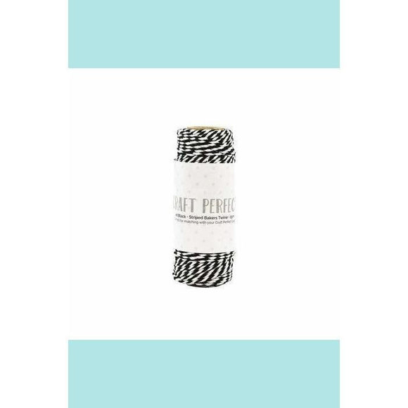 Craft Perfect - Striped Bakers Twine