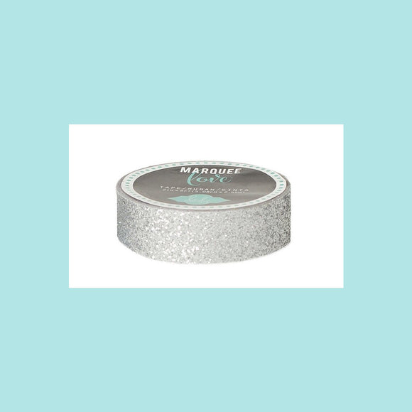 American Crafts - Marquee Glitter Tape - HS - 7/8 - 10 Feet