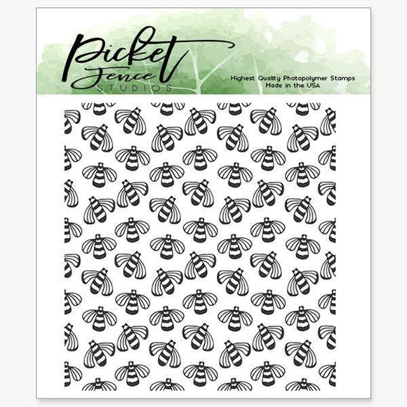 Picket Fence Studios - Buzz stamp
