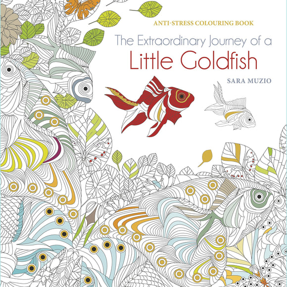 Extraordinary Journey of a Little Gold Fish