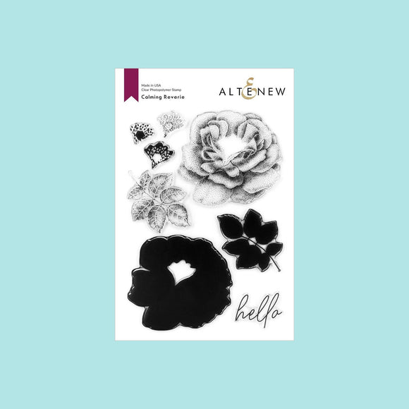 Altenew  - Calming Reverie Stamp Set